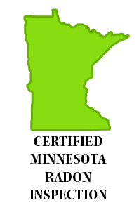 Certified Minnesota Radon Inspector